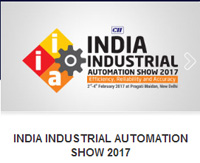 India Industrial Automation Show 2017